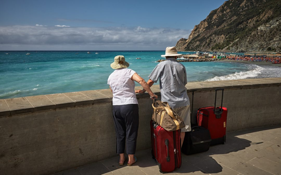 5 Tips for Traveling with an Elderly Parent