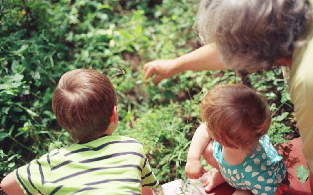 Grandparenting: The Surprising Benefits